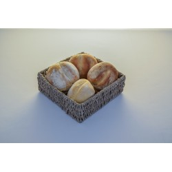 Panier à pain carré 24 cm